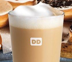 Vanilla Donut Latte