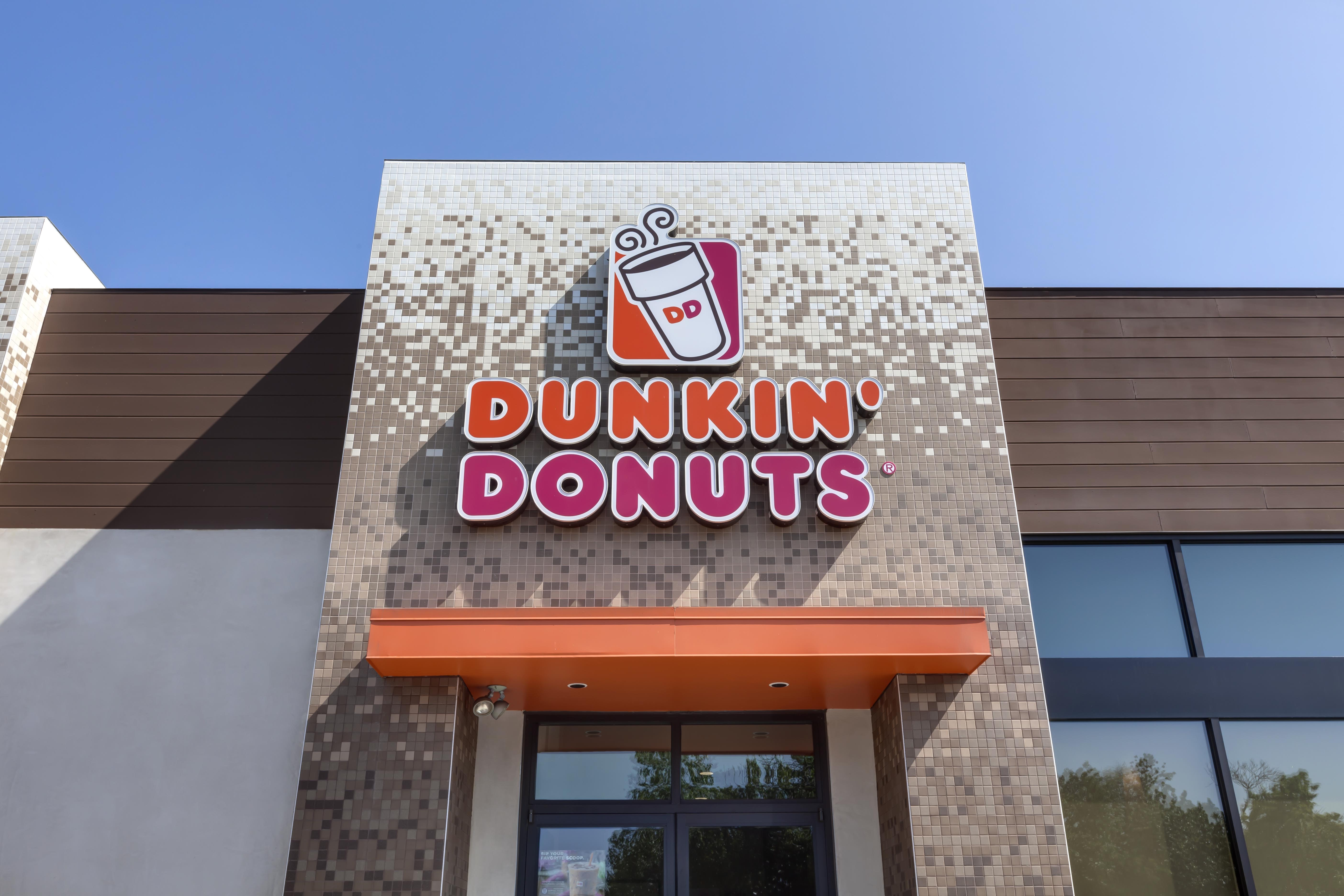 DUNKIN DONUTS WITH THE HUMANE SOCIETY OF THE UNITED STATES - Dunkin donuts location map usa