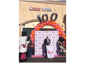 100th DD Green Opening