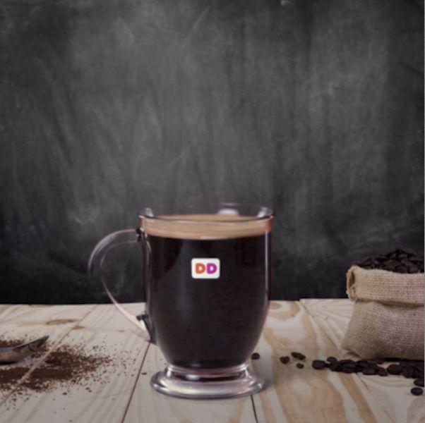The New Americano vs. Our Signature Original Blend Brewed Coffee