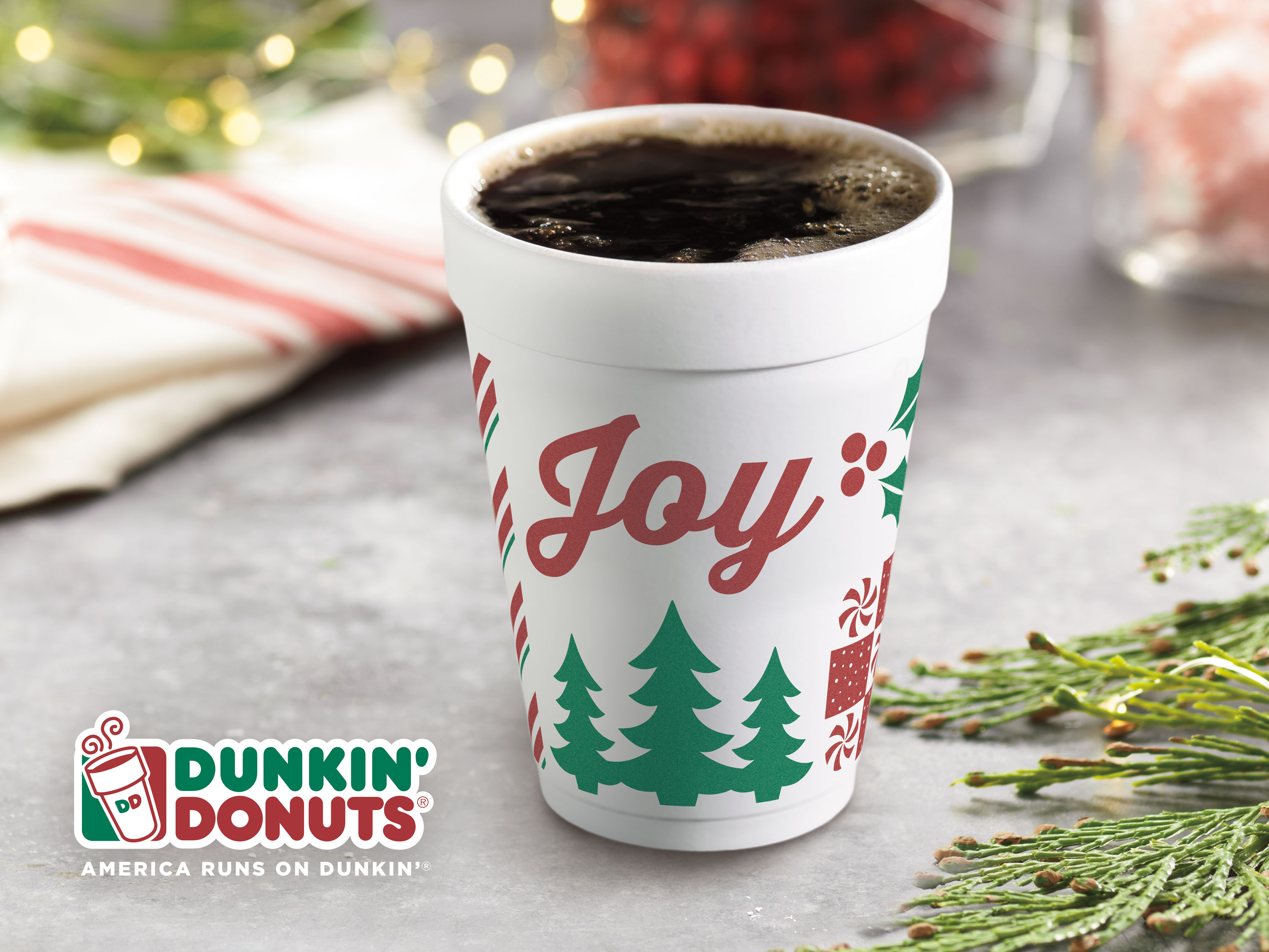 Holiday Menu, Merchandise and More Make a Merry Arrival at Dunkin ...