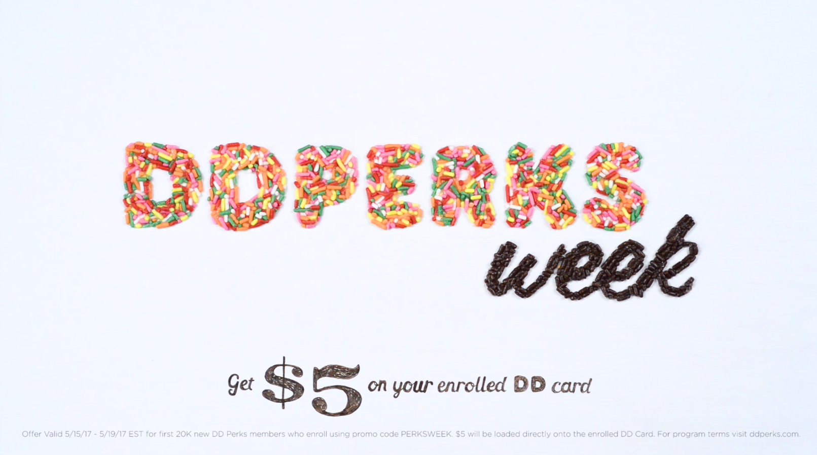 Dunkin\' Donuts Brings Back Perks Week: Special Daily Deals For All ...