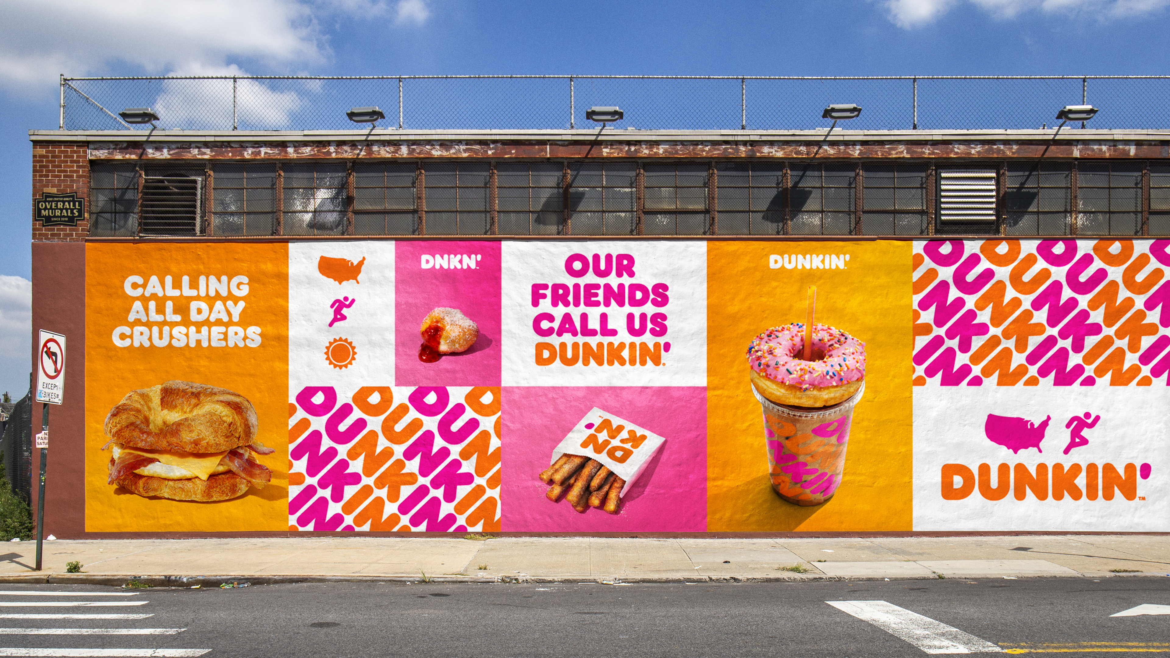 Welcome To Dunkin Dunkin Donuts Reveals New Brand Identity Dunkin