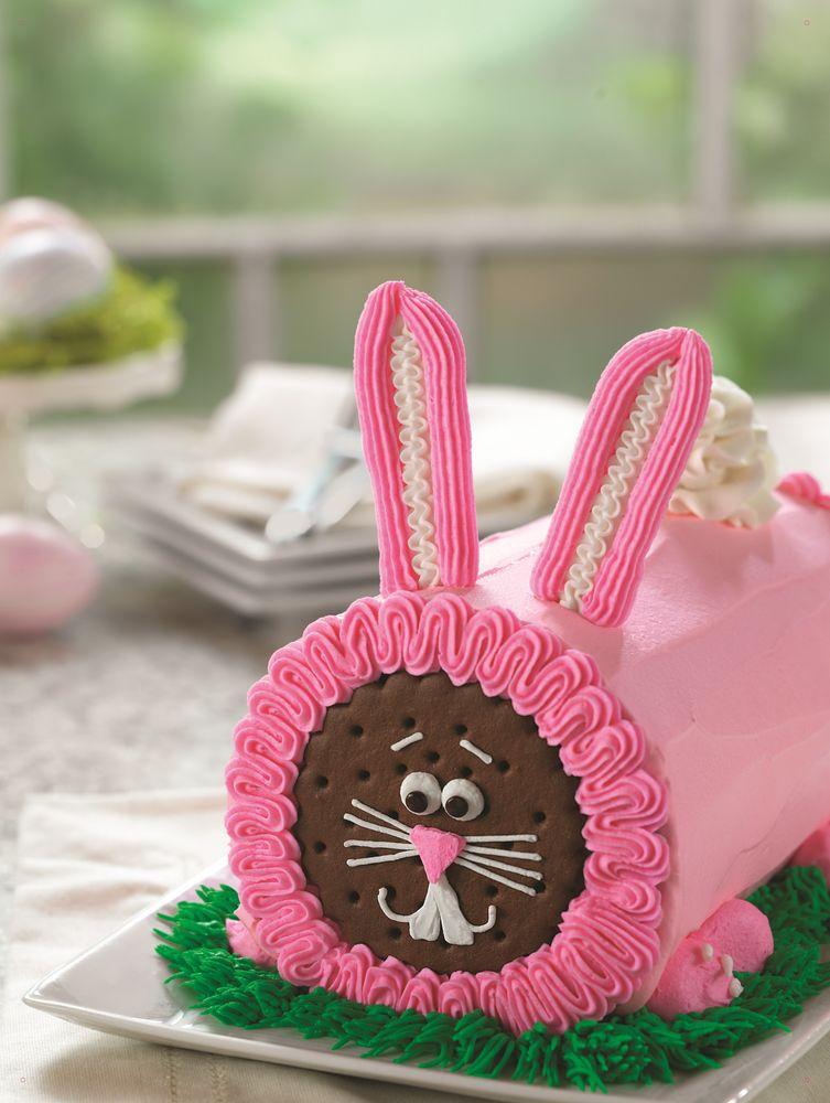 BR Bunny Roll Cake