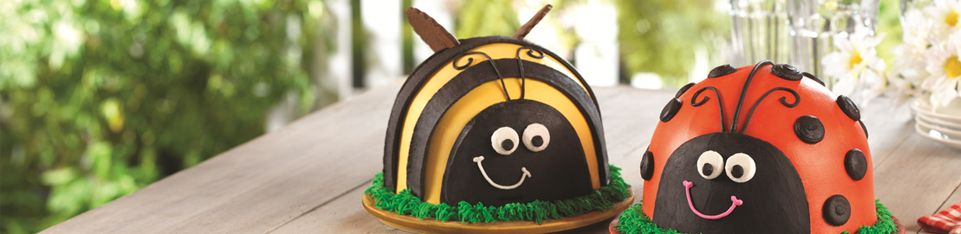 EXCITEMENT IS BUZZING AT BASKIN-ROBBINS THIS SPRING WITH INTRODUCTION OF NEW ICE CREAM CAKES
