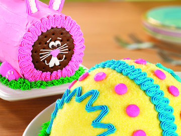Easter Cakes 2016