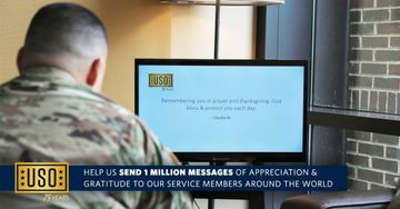 USO Campaign to Connect
