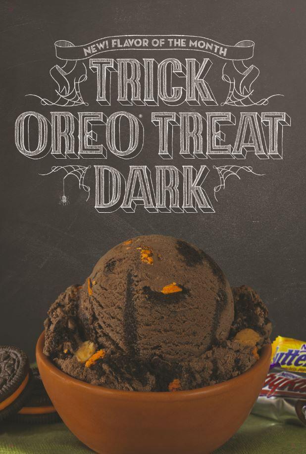 Trick Oreo Treat Dark FOM