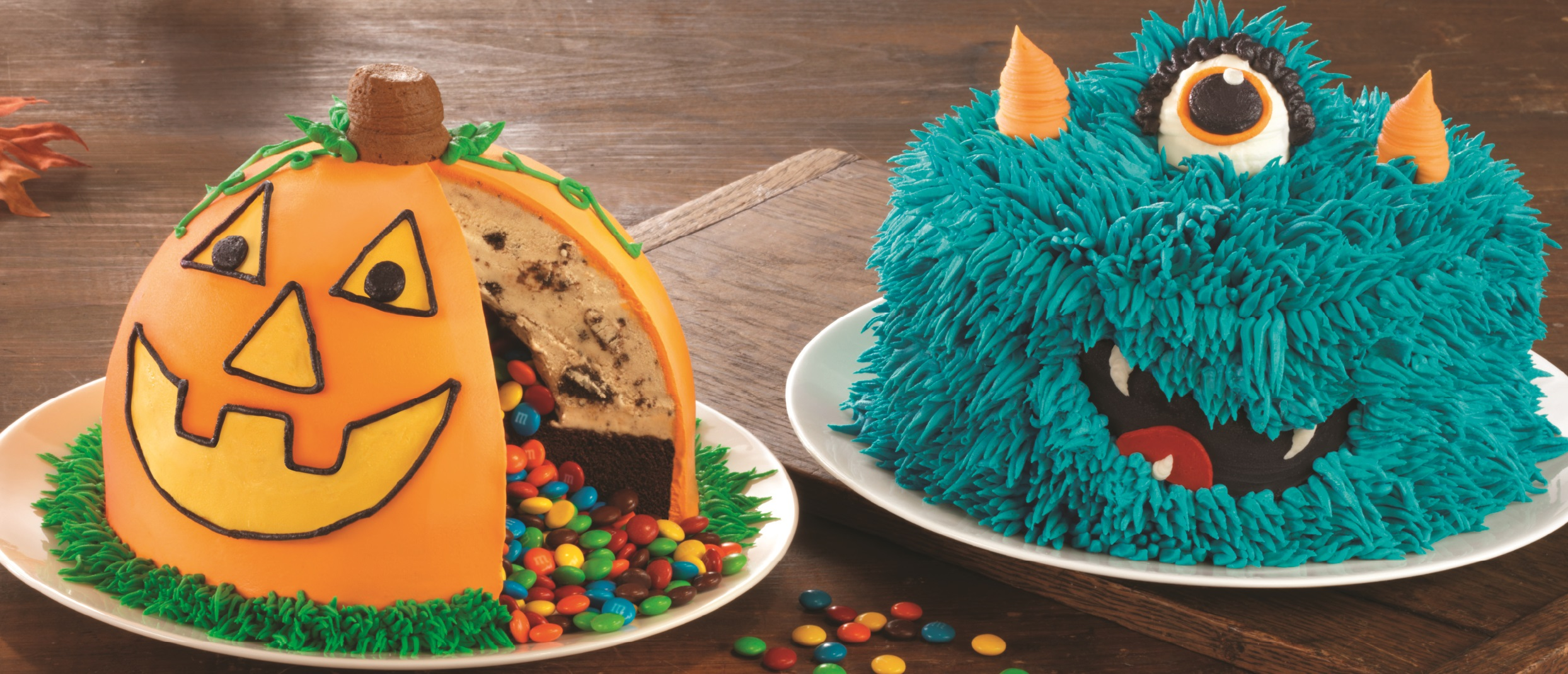 baskinrobbins introduces a frighteningly delicious lineup