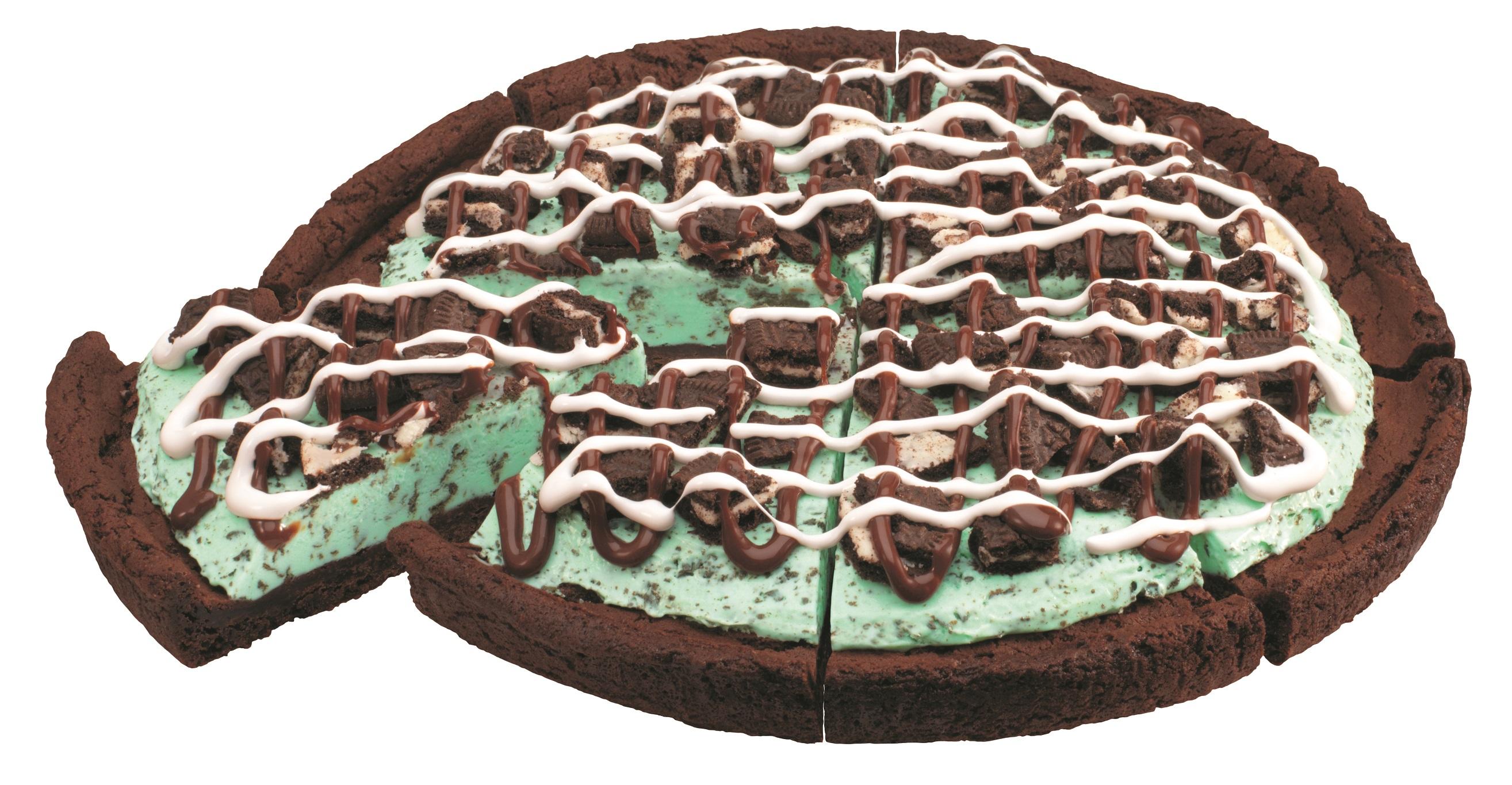 Oreo Mint Chocolate Chip Ice Cream Cake