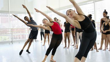 The Ailey Experience