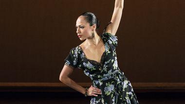 Linda Celeste Sims in Paul Taylor's Piazzolla Caldera