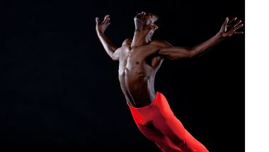 Alvin Ailey American Dance Theater's Samuel Lee Roberts