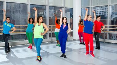 Vogue Class at The Ailey Extension