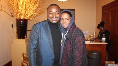 Artistic Director Robert Battle and Lauryn Hill