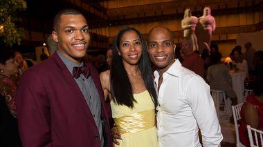 Jamar Mills, Lisa Johnson-Willingham and Vernard J. Gilmore