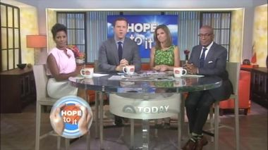 Today Show - AileyCamp Helps Kids Tackle Challenges Through Dance
