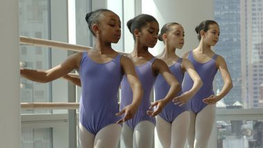 The Ailey School's Junior Division