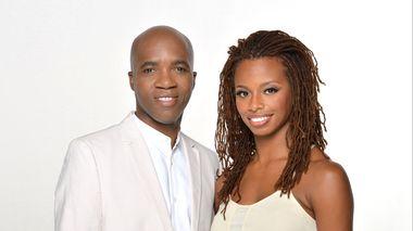 Troy Powell and Alia Kache