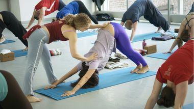 Yoga (Power Ashtanga)