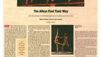 The New York Observer - The Ailey's Find Their Way