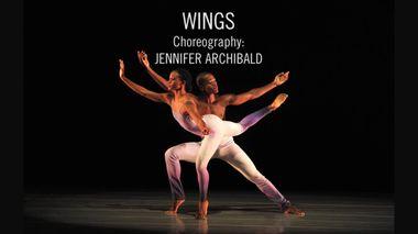 Jennifer Archibald's Wings