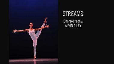 Alvin Ailey's Streams