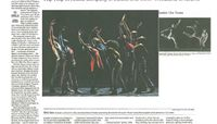 The New York Times - Hip-Hop In Mixed Company Of Swans And Other Woodland Creatures