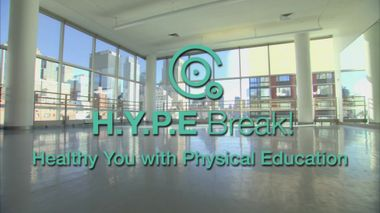 H.Y.P.E Break Workout from Hip Hop for Public Health featuring Iman Shumpert
