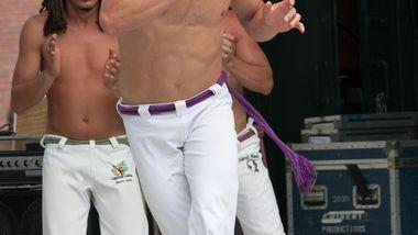 Tiba Vieira, Capoeira2