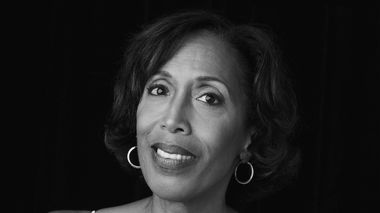 Denise Jefferson  Dir of Ailey School  Photo by Andrew Eccles