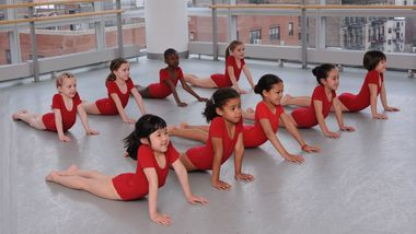 The Ailey School First Steps
