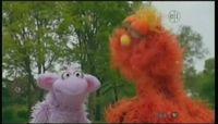 Sesame Street - Lights, Camera, Bert
