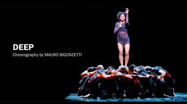 Mauro Bigonzetti's Deep
