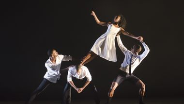 Ailey II in Marcus Jarrell Willis' Stream of Consciousness