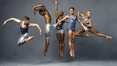 Men of Ailey