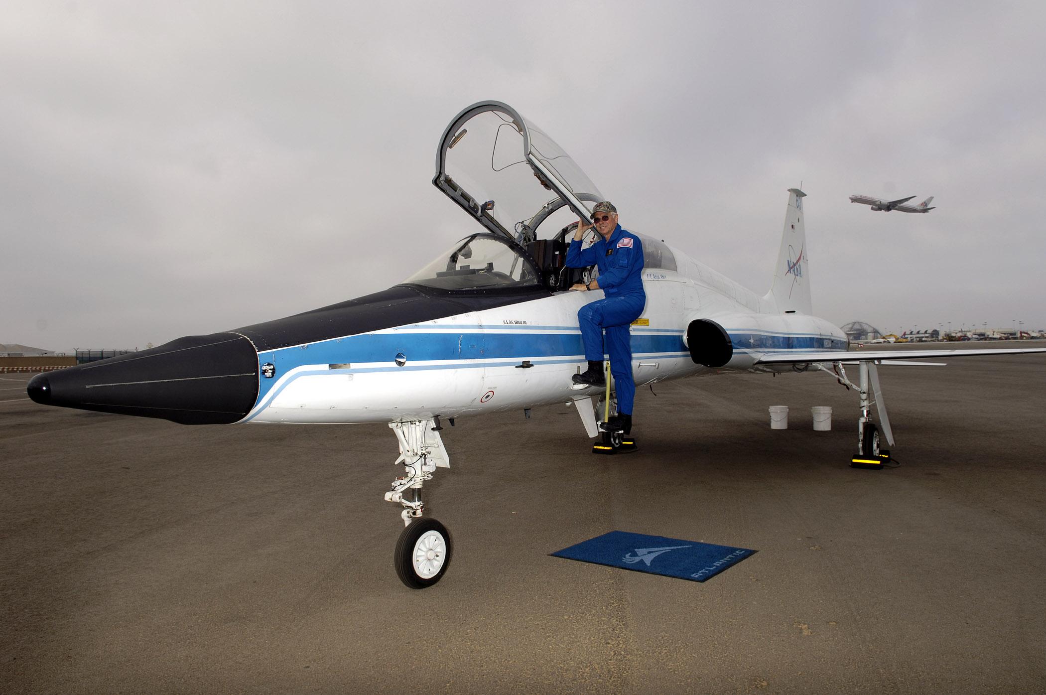 Photo Release First Northrop Grumman Built Production T