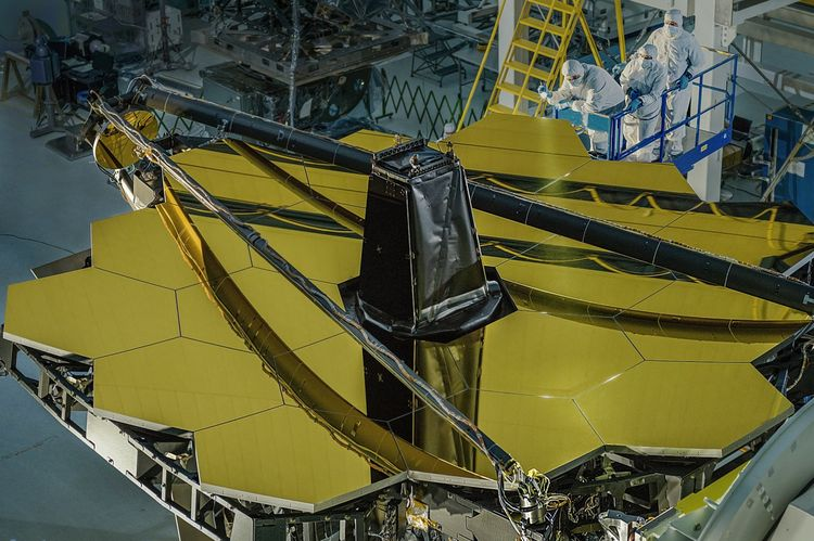 Northrop Grumman Receives Program Excellence Award from Aviation Week for NASA's James Webb Space Telescope