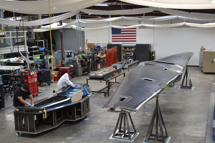 Northrop Grumman Passes Key Development Milestones on DARPA/US Navy Tern Program