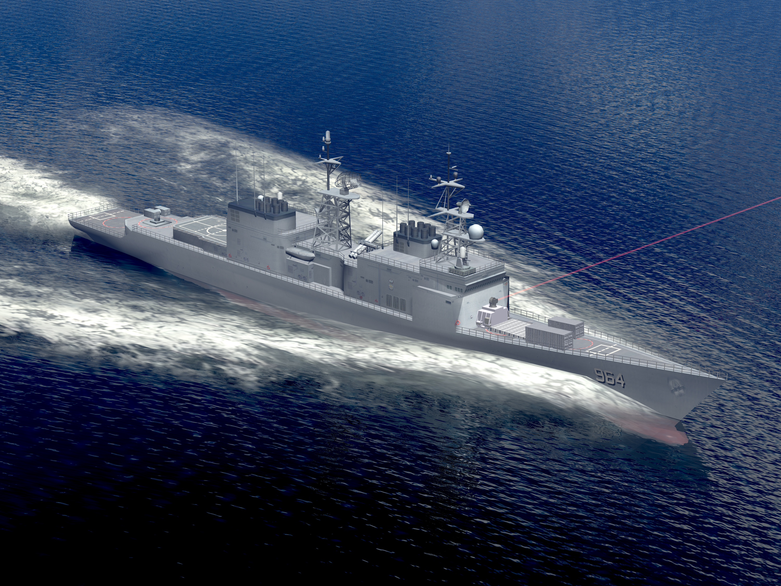 US Navy Selects Northrop Grumman to Design and Produce