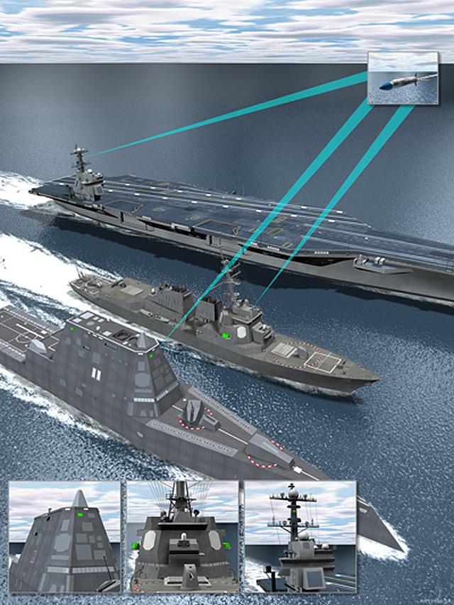 Northrop Grumman Conducts Critical Design Review For U S