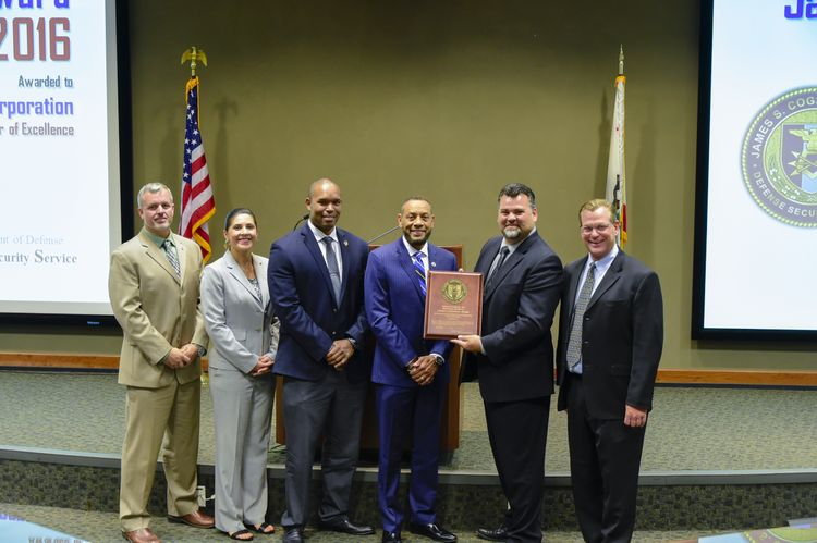 Northrop Grumman Receives DOD James S. Cogswell Award