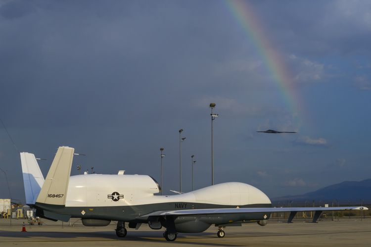 MQ-4C Triton UAS Completes Critical Milestone to Expand Navy's Maritime Domain Awareness