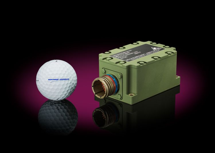 Northrop Grumman Unveils New Digital, Two-Axis Rate Sensor in a Miniature, Low-Cost Package