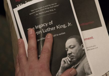 The legacy of Martin Luther King, Jr.
