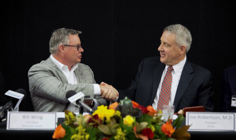 Ohsu Adventist Health Portland Finalize Affiliation Agreement