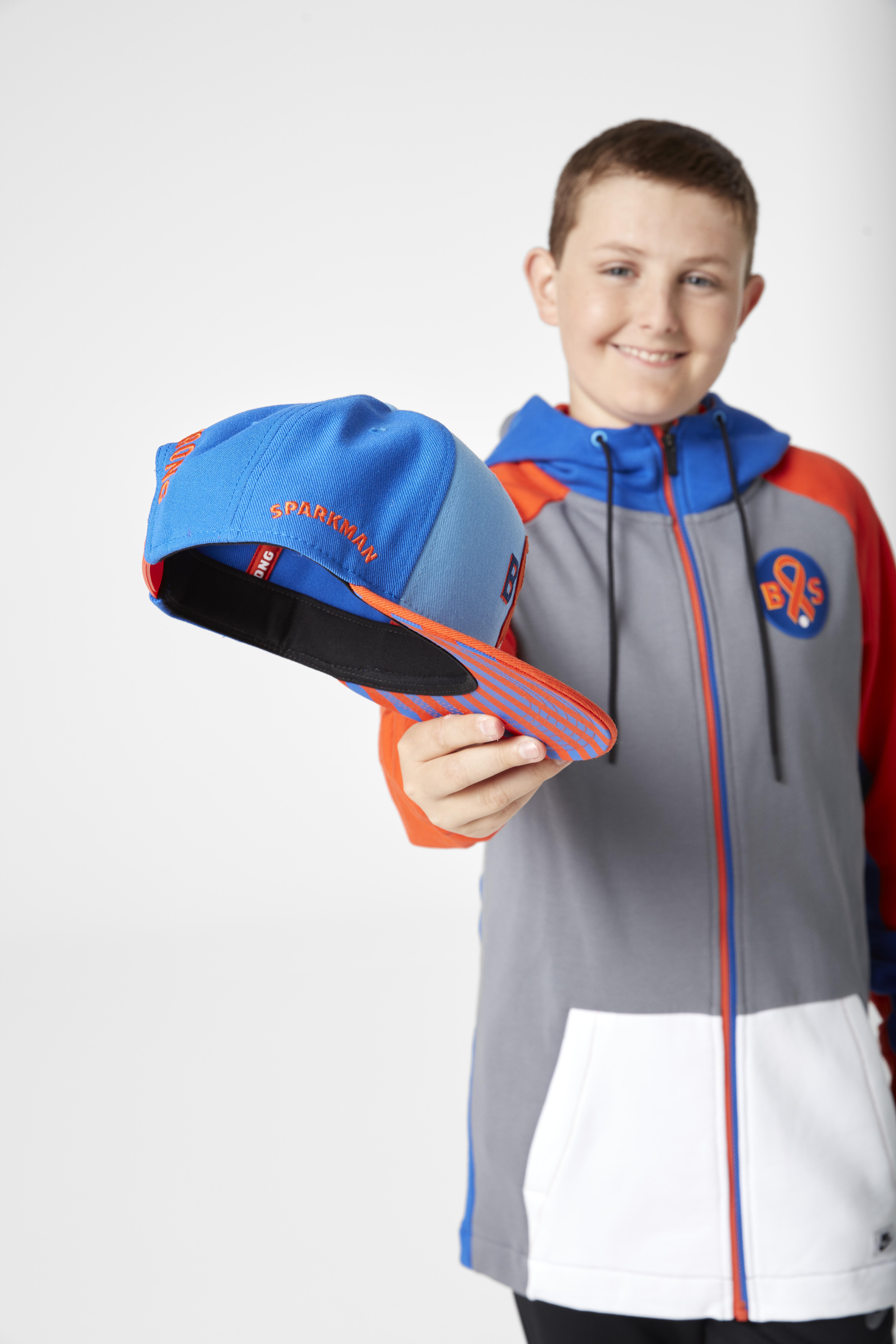 big sale e93d5 34a74 2017 Doernbecher Freestyle collection. Brayden Sparkman, 13, designed a Nike  Air Huarache Run Ultra ...