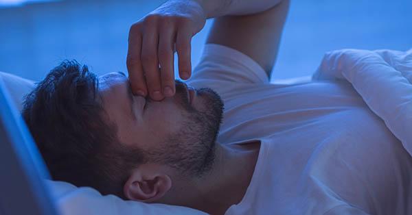 Rare sleep disorder common among veterans with PTSD