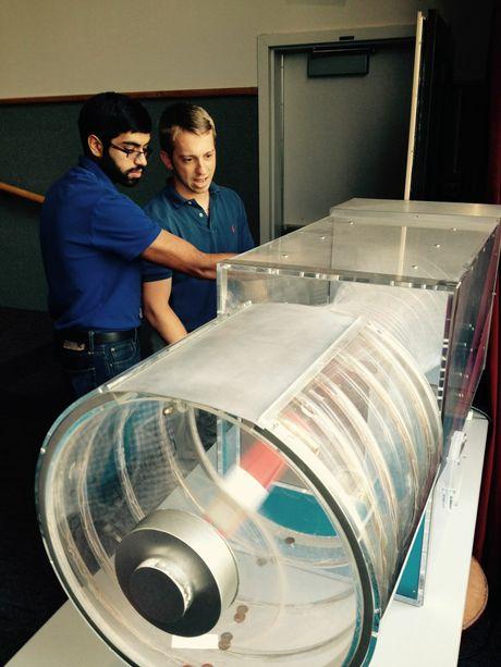 Neal Dev at the EnergyExplorum