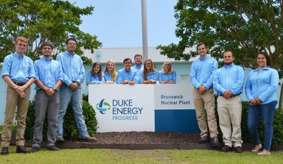 Duke Energy Nuclear Interns Offer Five Life Lessons